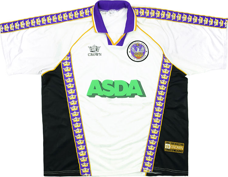 199899 Accrington Stanley Away Shirt (Excellent) XL