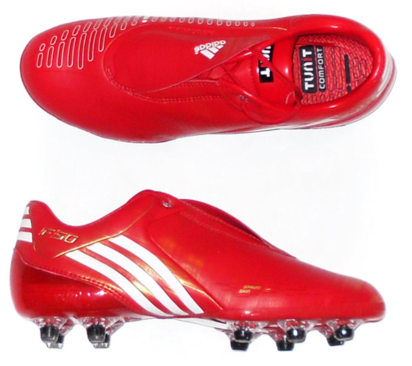 2009 F50 Tunit Sprint Skin Adidas Football Boots In Box