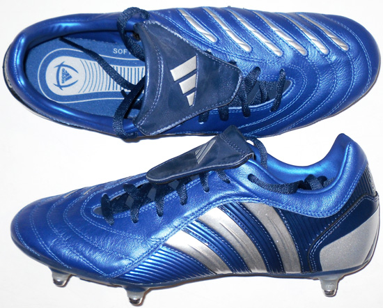 2005 Pulsado II Adidas Predator Football Boots In Box SG Kids