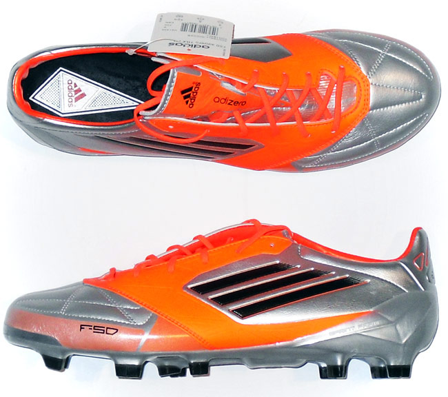 2012 F50 adizero Leather Adidas Football Boots In Box FG