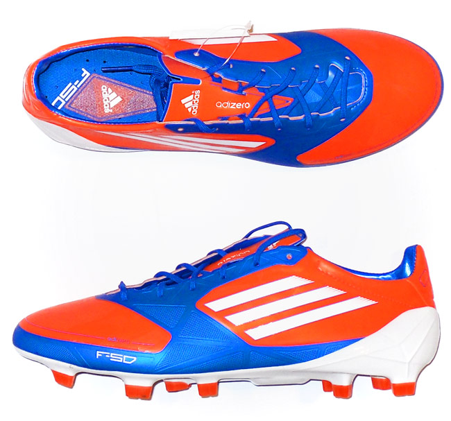 2012 F50 adizero Adidas Football Boots In Box FG