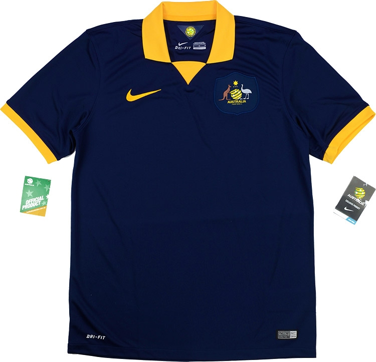 201415 Australia Away Shirt wTags S