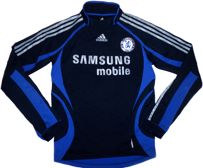 200607 Chelsea Adidas Formotion Training Top (Very Good) XL