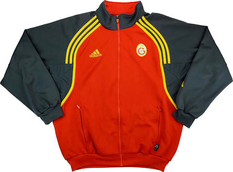 200001 Galatasaray Adidas Track Jacket (Very Good) LXL