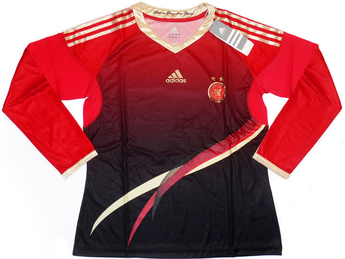 201112 Germany Womens LS Player Issue Away Shirt BNIB