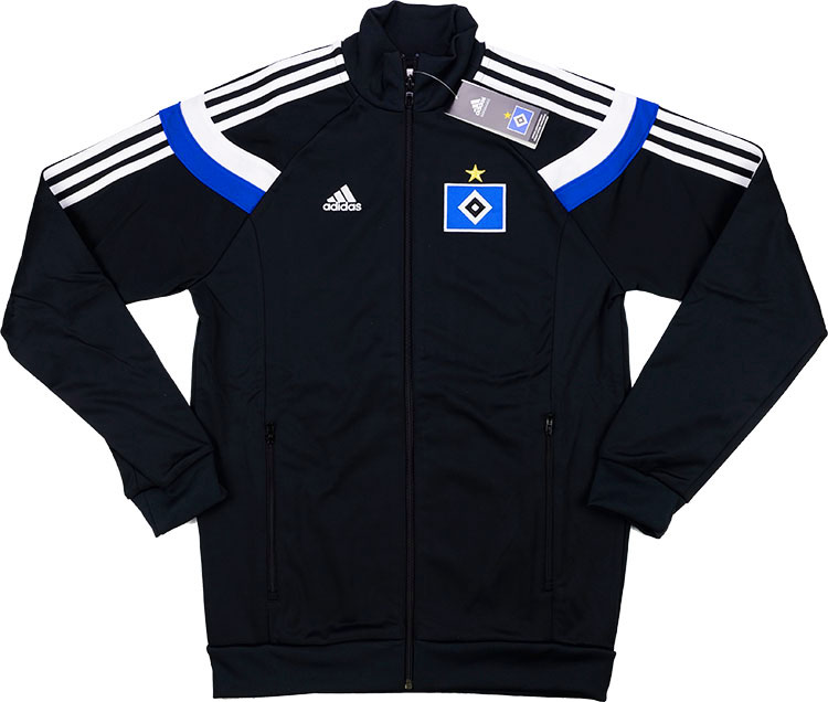 201415 Hamburg Adidas Anthem Jacket BNIB XS