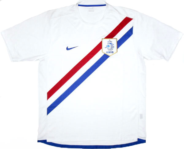 200608 Holland Away Shirt (Excellent) L