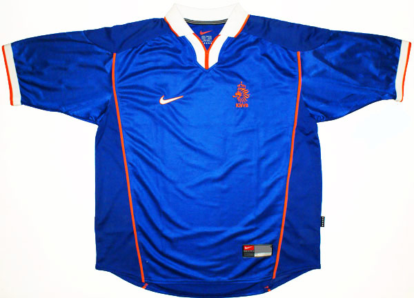 199800 Holland Away Shirt (Excellent) XXL