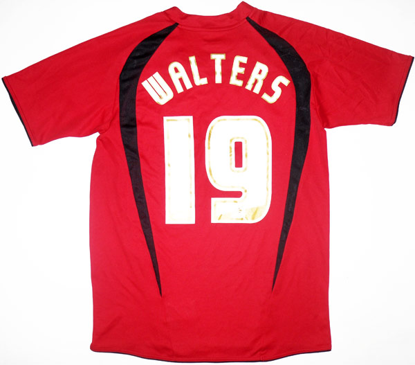200810 Ipswich Away Shirt Walters 19 S