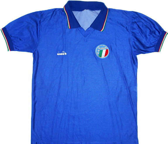 198690 Italy Home Shirt (Good) S