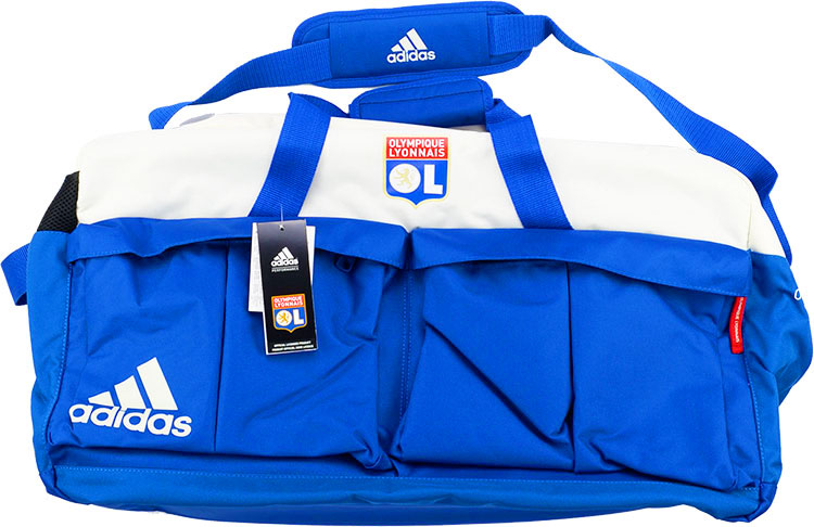 201415 Lyon Adidas Travel Bag BNIB