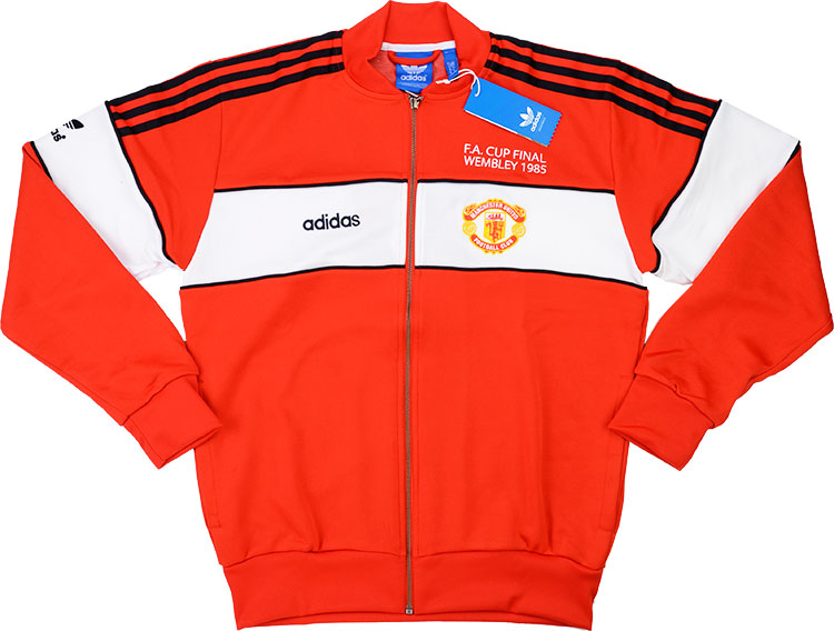 201516 Manchester United Adidas Originals 1985 Track Jacket BNIB