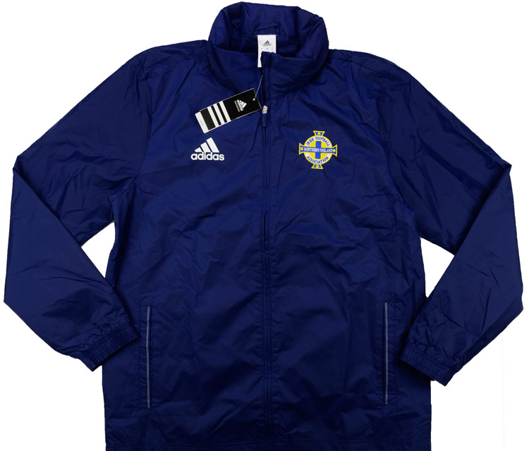 201416 Northern Ireland Adidas Rain Jacket wTags