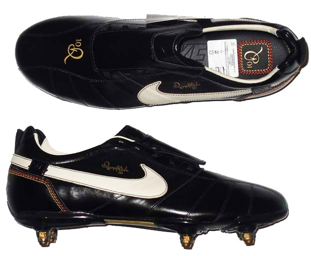 2006 Ronaldinho Tiempo 10R Nike Football Boots In Box SG 7