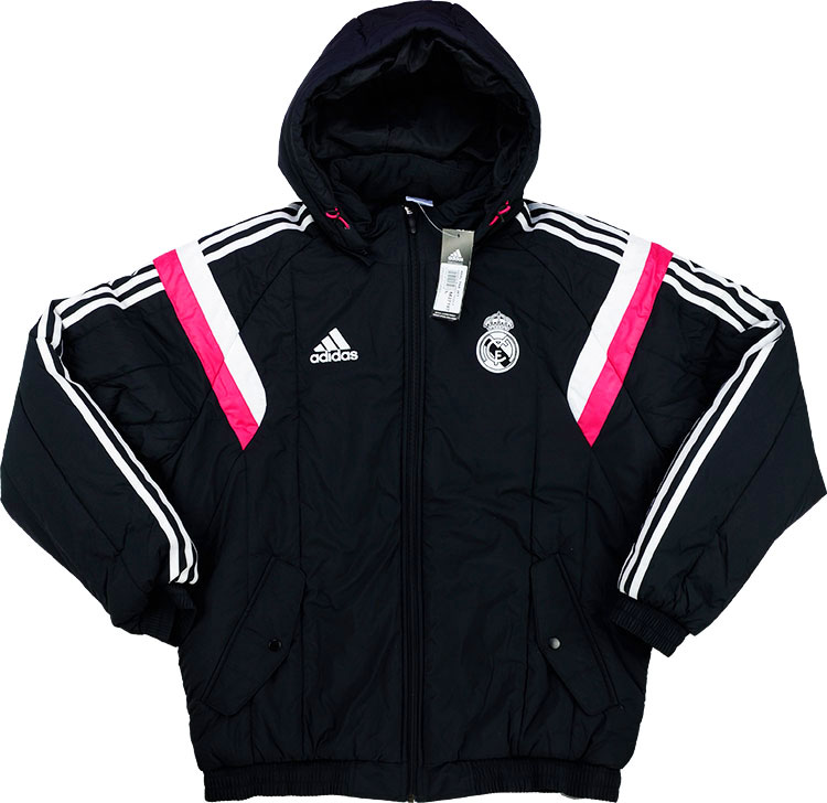201415 Real Madrid Adidas Padded Jacket BNIB S
