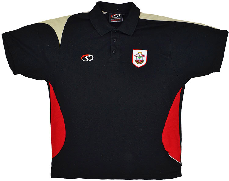 200607 Southampton Saints Leisure Polo TShirt (Very Good) L