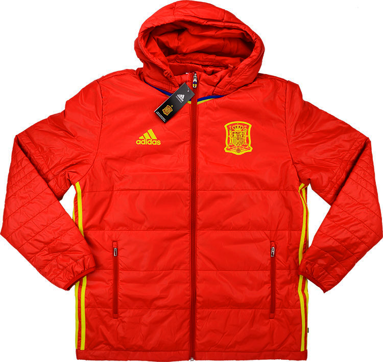 201617 Spain Adidas Padded Jacket BNIB